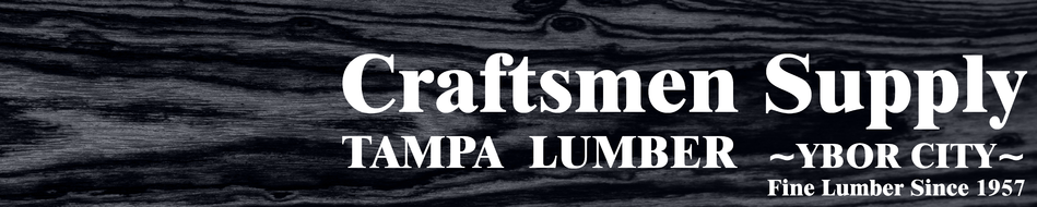 Craftsmen Supply Lumberyard And Woodworking Store In Tampa